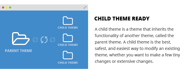 Child Theme Ready