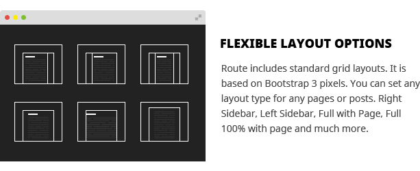 Flexible Layout Options